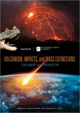 "Symposium volume: ""Volcanism, Impacts and Mass Extinctions: Causes and Effects"" available online"